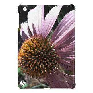 Purple Coneflower Cover For The iPad Mini