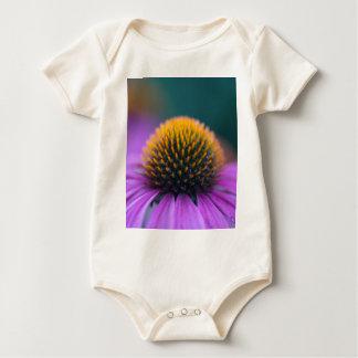 Purple coneflower (Echinacea purpurea) Baby Bodysuit