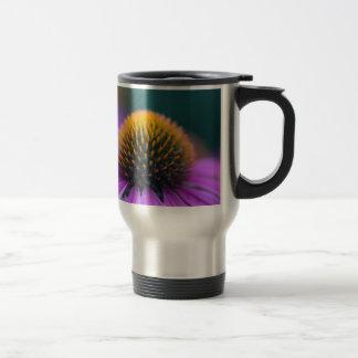 Purple coneflower (Echinacea purpurea) Travel Mug