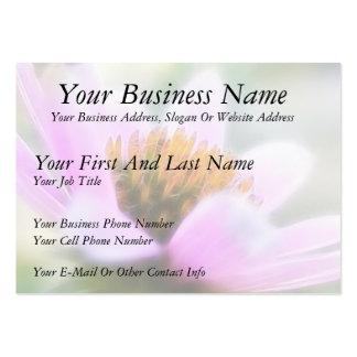 Purple Coneflower Fantasy Business Card