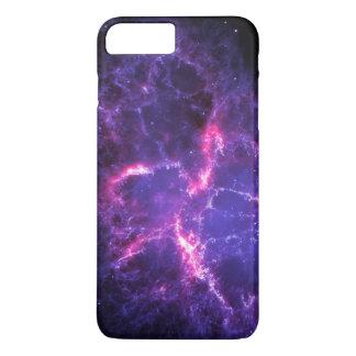 Purple Crab Nebula SpaceHD iPhone 8 Plus/7 Plus Case