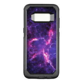 Purple Crab Nebula SpaceHD OtterBox Commuter Samsung Galaxy S8 Case