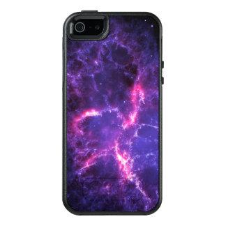 Purple Crab Nebula SpaceHD OtterBox iPhone 5/5s/SE Case