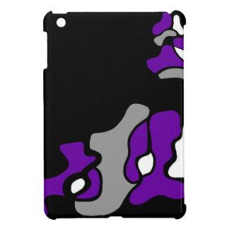 Purple creativity cover for the iPad mini