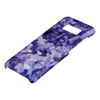Purple Crinkled Shredded Paper Photograph Case-Mate Samsung Galaxy S8 Case