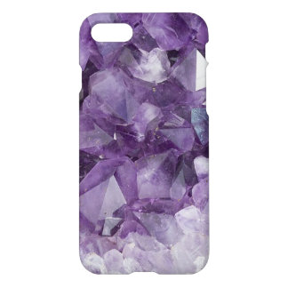 Purple Crystal Iphone Case