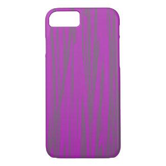 Purple custom phone case