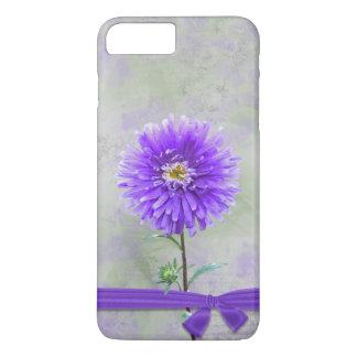 Purple Dahlia iPhone 7 Plus Case