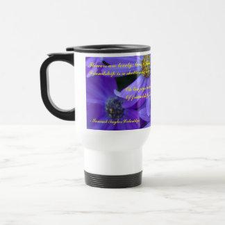 Purple Daisies - Mug #3