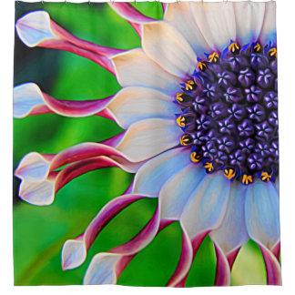 Purple Daisy Floral Flower Girly Trendy