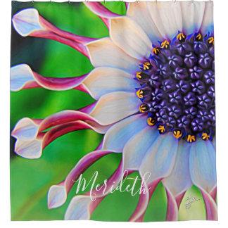 Purple Daisy Floral Trendy Girly Custom