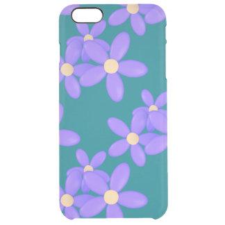 Purple Daisy Flowers iPhone 6/6s Plus Case