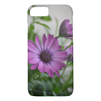Purple Daisy iPhone 8/7 Case