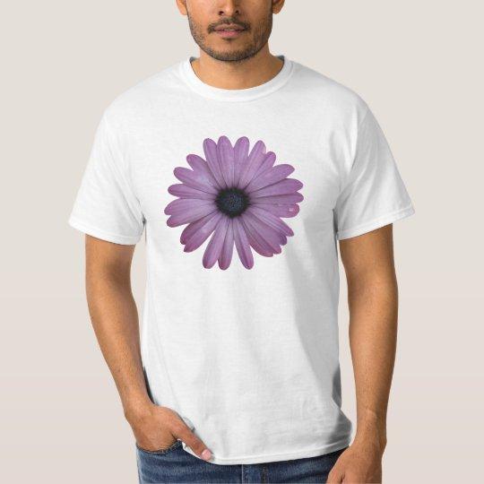 Purple Daisy Like Flower Osteospermum ecklonis T-Shirt