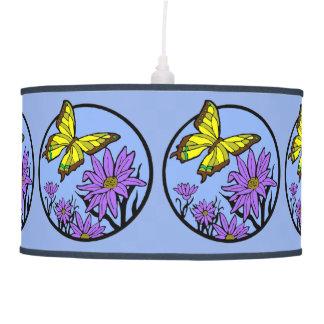 Purple Dance Pendant Lamp