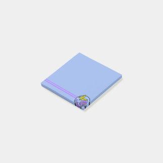 Purple Dance Post-it Notes