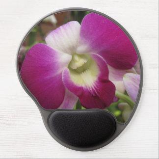 Purple Dendrobium Orchid Mousepad