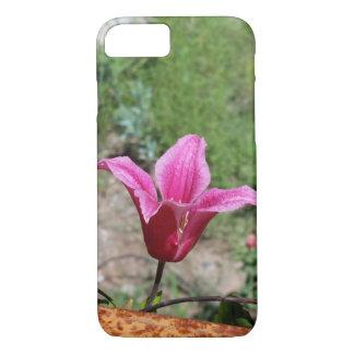 Purple desert flower iPhone 8/7 case