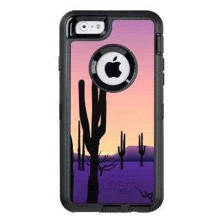 Purple Desert OtterBox iPhone 6/6s Case