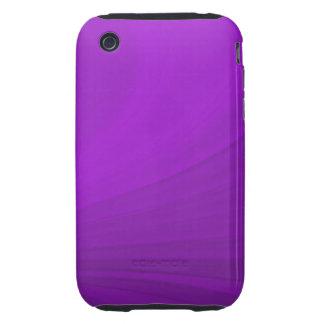 Purple Design Case Mate Tough  iPhone 3 Case