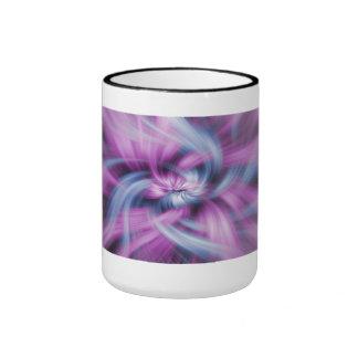 Purple Design Coffee Mug