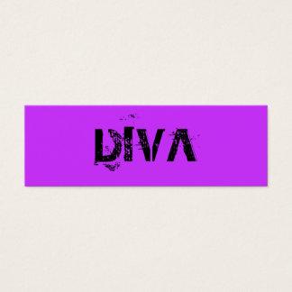 PURPLE DIVA PROFILE CARD