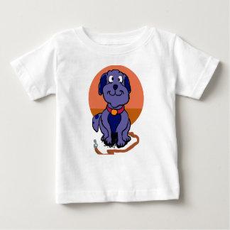 Purple dog baby T-Shirt