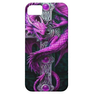 Purple Dragon iPhone 5 Covers