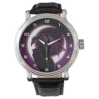 Purple Dragon Vintage Watch