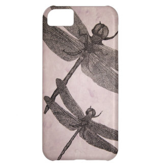 purple dragonfly iphone 5 case