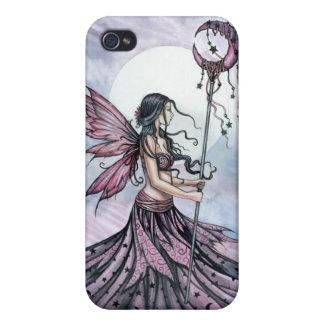 Purple Dream Fairy iPhone 4 Case