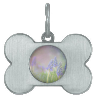 Purple Dream Pet Name Tags