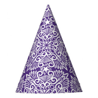 Purple Dream root Party Hat