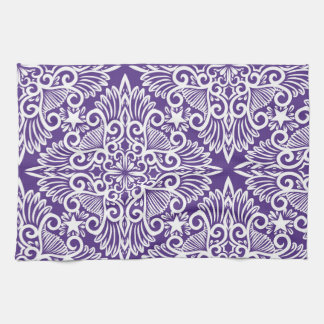 Purple Dream root Towel