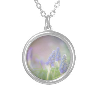 Purple Dream Silver Plated Necklace