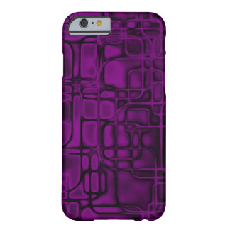 Purple Dream Vision Art Barely There iPhone 6 Case