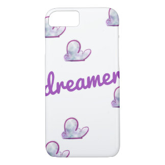 Purple Dreamer Cloud Case