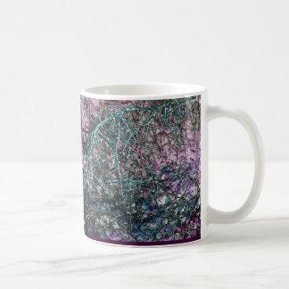 Purple Dusk Enchantment Coffee Mug