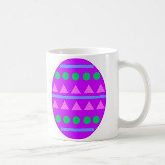 Purple Egg Mug