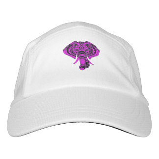 Purple Elephant Hat