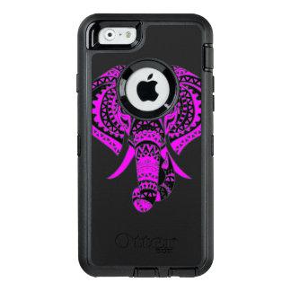 Purple Elephant OtterBox iPhone 6/6s Case