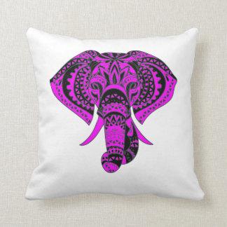 Indian Elephant Pillows - Indian Elephant Throw Pillows Zazzle