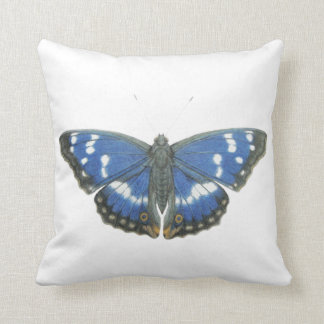 Purple Emperor 2012 Throw Pillow