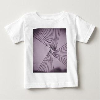 Purple Explicit Focused Love Baby T-Shirt