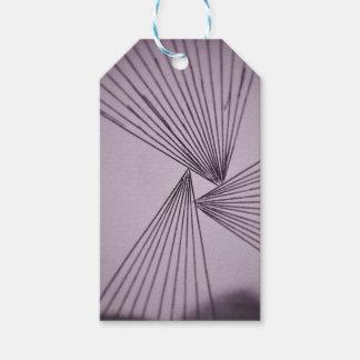 Purple Explicit Focused Love Gift Tags