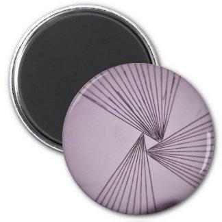 Purple Explicit Focused Love Magnet