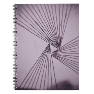 Purple Explicit Focused Love Notebooks