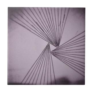 Purple Explicit Focused Love Tile