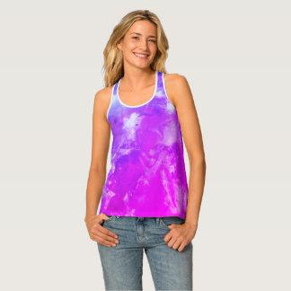 Purple Explosion Tank Top