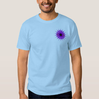 Purple eye top t-shirt